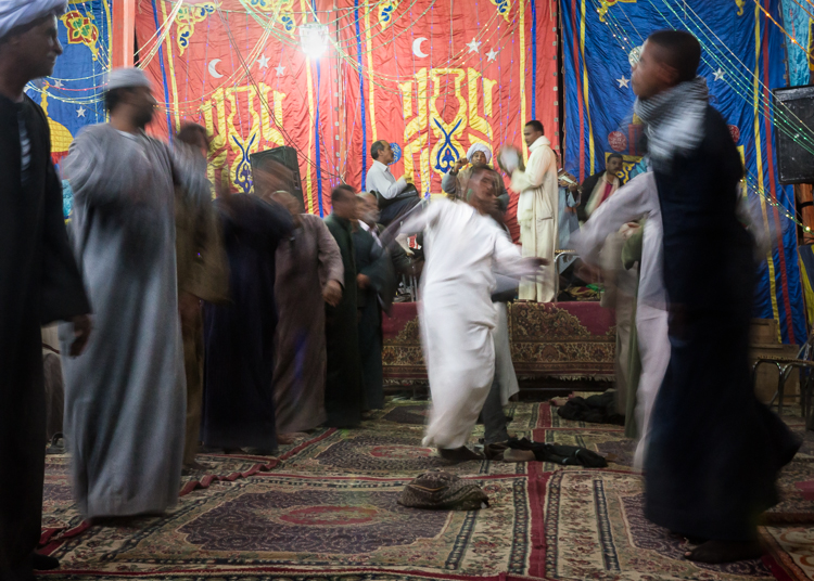 Dancing at the Mawlid