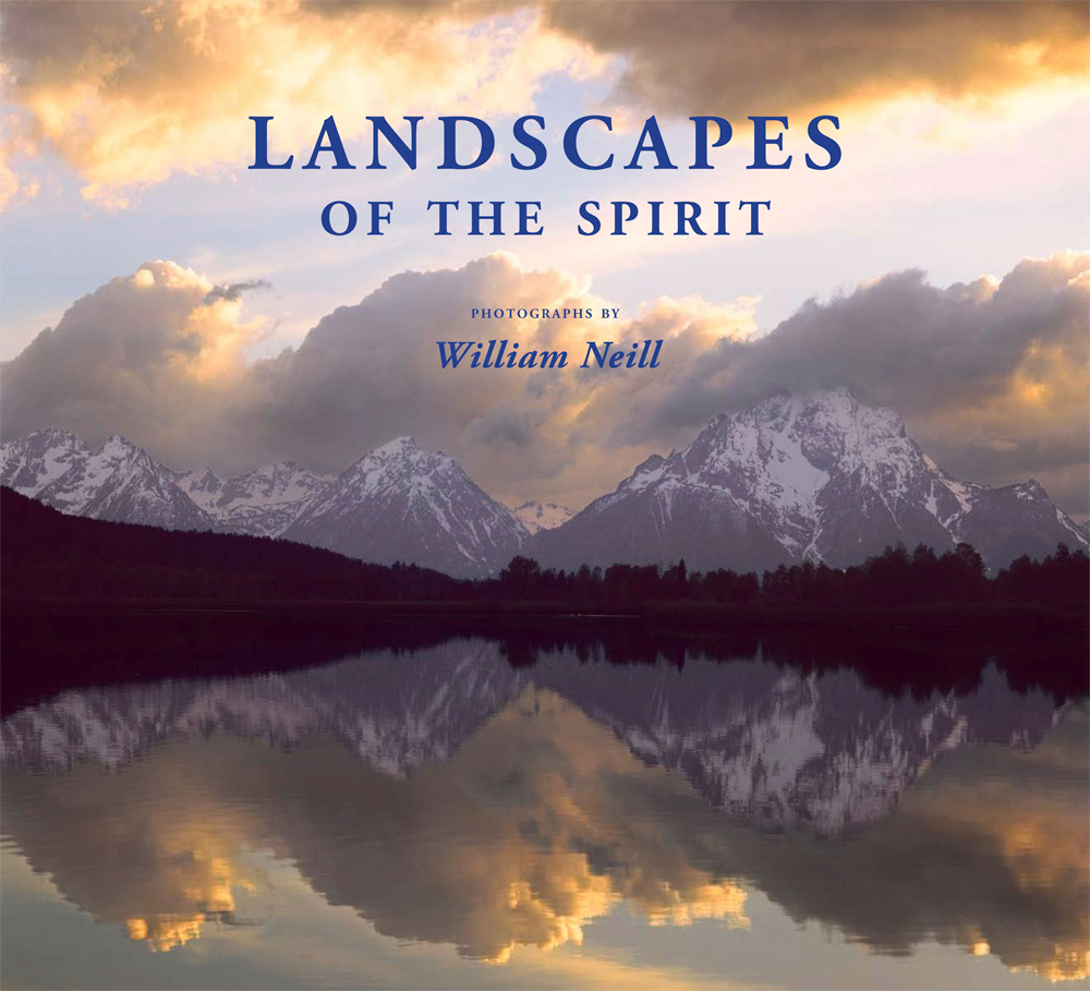 Landscape of the Spirit cover