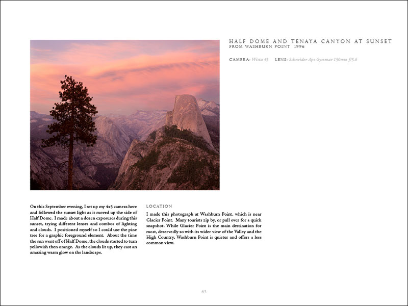 William Neill's YOSEMITE: VOLUME ONE pg63