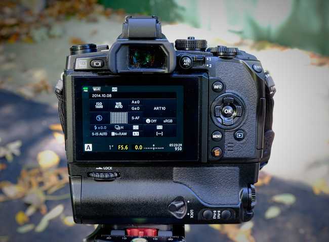 Two Weeks With The Olympus E-M1 - Luminous Landscape