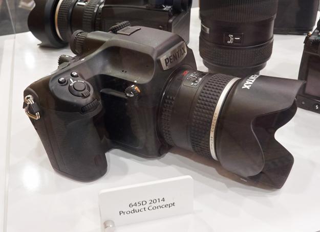 Pentax prototype